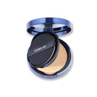 BB КУШОН с эффектом сияния - CU SKIN CLEAN-UP SKINFIT CUSHION PACT (SPF50+/PA+++)